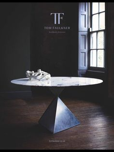 The Ava Table in World of Interiors, October 2016