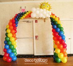 Balloon Arches, Balloon Archways, Balloons Arch