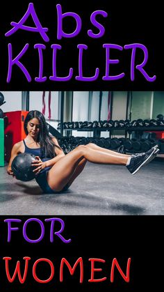 Killer ab workouts at home for women ab exercises Try to repeat this ab workouts at home for women. Please share with friends our ab workouts at home for women videos. On our page you can find lots of ab exercises at home for women and ab exercises at home for men. We give you six pack abs for women.   #absworkout #homeworkout #burnfat #athomeworkouts #bellyflat Killer Ab Workouts, Killer Abs, Fun Workouts, At Home Workouts For Women, Ab Workout At Home, Butt Workout, Thigh Exercises For Women, Ab Exercises, Chest Workout Women