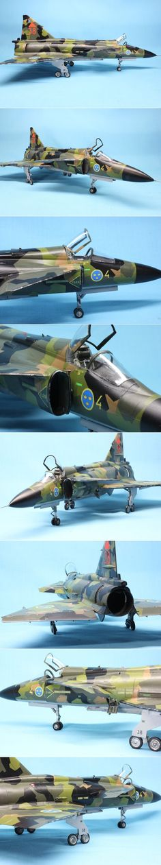 The Tarangus JA-37 Viggen 1/48... Pt.8 Finally Finished... http://www.network54.com/Forum/47751/message/1449643610/The+Tarangus+JA-37+Viggen+1-48...+Pt.8+Finally+Finished