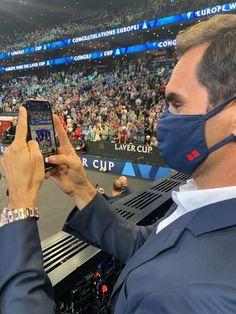 Roger Federer, Smart Watch, Boston, Congratulations, Europe, Smartwatch