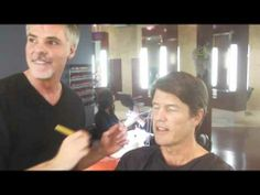 MAKEOVER! Middle Aged Business Man Gets Sexy Back - http://www.2015hairstyle.com/men-hairstyle-videos/makeover-middle-aged-business-man-gets-sexy-back.html