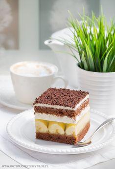 Ciasto Jamajka - przepis