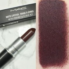 MAC Antique Velvet lipstick NWT IN BOX. UNUSED.  Get the bold classic look of antique velvet lipstick by Mac.  Fast shipping!   Price firm due to bundle dicount.  Thanks! MAC Cosmetics Makeup Lipstick