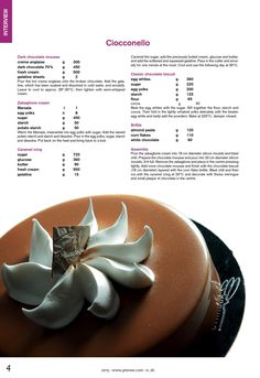 Magazine of Pasticceria Internazionale World Wide Edition in English language