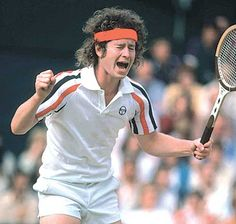 Early 80s Tennis Fashion = Love All | The Foodinista
