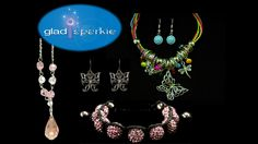 Our Various Jewelry Options Visit:  http://www.gladisparkle.com