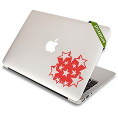 Exploding Stars Starburst Decal