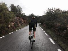 Disfrutando de nuevo de la bici de ruta y de algo de desnivel. davidbaldovi #hazloporti