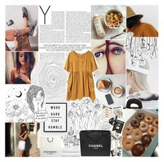 """""""chanel"""" by randomn3ss ❤ liked on Polyvore"""