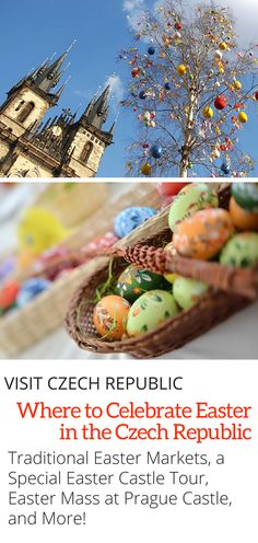 Easter in the Czech Republic: Traveling to the Czech Republic this Easter? There are plenty of Easter activities like Easter markets in Prague, Easter Mass at Prague Castle, and other Easter activities in Olomouc, Pilsen, or Velehrad. Click here to find out where you can celebrate Easter in the Czech Republic!