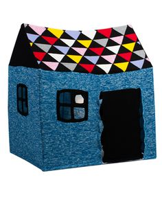 Knitted Playhouse