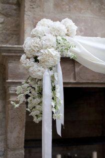 Hydrangea for a bride