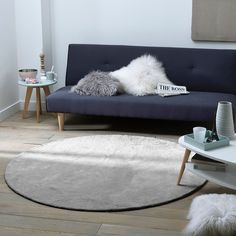 Shop La Redoute for women's, men's and kids' fashion, homeware, furniture and electricals. Living Room Rugs Ikea, Online Fashion, Baby Room Design, Beautiful Interiors, Girls Bedroom, Decoration, Rugs On Carpet, Love Seat, Furniture Design