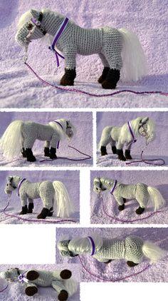 Mesmerizing Crochet an Amigurumi Rabbit Ideas. Lovely Crochet an Amigurumi Rabbit Ideas. Crochet Horse, Knit Or Crochet, Cute Crochet, Crochet Animals, Crochet For Kids, Crochet Crafts, Crochet Projects, Crochet Baby, Crochet Patterns Amigurumi
