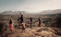 Before They Pass Away , Samburus, Kenya. Jimmy Nelson