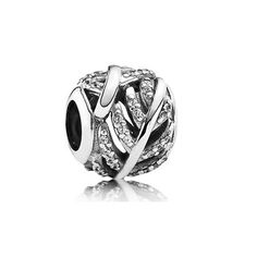Light As A Feather Charm By Pandora Jewelry at WilkinsandOlander.com