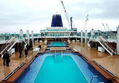 #Pool #PandO #Britannia #Cruise