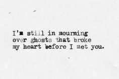 """Ghosts"" by Laura Marling"
