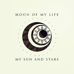 Moon of my life. My Sun and stars by Rose's Creation Game Of Thrones Drawing - Moon Of My Life. Game Of Thrones Tattoo, Tatuagem Game Of Thrones, Game Of Thrones Drawings, Piercings, Piercing Tattoo, Moon Sun Tattoo, Sun Tattoos, Tatoos, Tattoos Skull