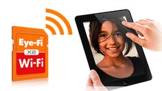 What is Eye-Fi? A Memory Card to Automatically Upload Photos Using WiFi!