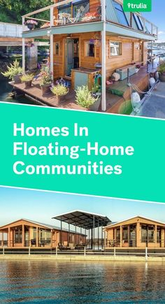 Homes For Sale In Floating-Home Communities