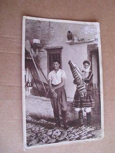 Grecia - Embona Isola di Rodi Costume paesano Polaroid Film, Costume, Traditional, Frame, Painting, Ebay, Decor, Art, Shopping