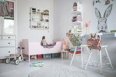 This is one of most beautiful kid's rooms we've ever seen. This is a bedroom for three girls: Zoja, Bianka and Gaja, the Monika Lenarczyk's daughters, a Polish photographer and blogger. With Scandinavian vibe and a little bit of the French touch, this shared room is very special, but it doesn't look like something out […]