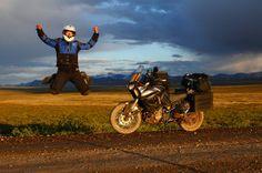 Ein MOTORRAD-Volontär erfüllt sich einen Lebenstraum: mit dem Motorrad von Alaska nach Kalifornien.