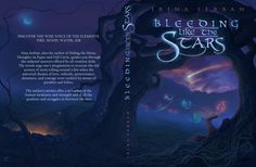 "*NEW BOOK* - Bleeding Like The Stars - cover reveal  ""Life happens as it should happen, with or without us witnessing or acknowledging it. Just like a star shining brightly or bleeding its last light in its falling: it lives and falls regardless of our degree of participation to the events of its life or imminent fall(...) see more on the page http://www.facebook.com/thewhisperingvoice © ® Irina Serban _ The Whispering Voice & Vladislav Pantic http://www.facebook.com/theartofvladislavpantic"