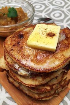 Zabpalacsinta – GastroHobbi Waffles, Pancakes, Allergies, Healthy Recipes, Healthy Meals, Paleo, Sweets, Vegan, Cookies
