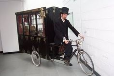 steampunk bicycles