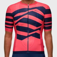 MAAP M-Flag Pro Light Jersey - Coral | Short Sleeve Cycling Jerseys for sale in North Melbourne