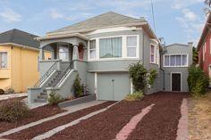 Classic Nobe Craftsman 828 54th Street Oakland, California