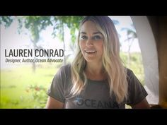 A Q&A with Lauren Conrad On Sea Turtles - YouTube