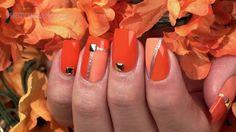 #trendstyle #orange #nails #trends  Unsere Lieblingsfarbe Juicy Orange ist so frisch und aromatisch wie eine eben ausgepresste Orange. Die Wirkung, die Juicy Orange auf den Nägeln haben kann, zeigen wir Dir in diesem Video. Hier findest du die Produkte zur TrendStyle-Modellage: http://www.prettynailshop24.de/shop/trendstyle-juicy-orange-video_1040.html?utm_source=pinterest&utm_medium=referrer&utm_campaign=pi_TS_NA0816