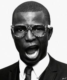#BlackNWhite, #Hipster, #Glasses