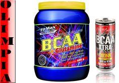 FITMAX BCAA GLUTAMINA 600g  bcaa drink