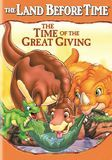 The Land Before Time III: The Time of the Great Giving [DVD] [Eng/Fre/Spa] [1995]