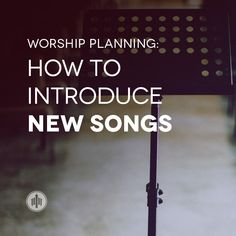 """""""Of course he's doinghissongs…"""" is what some may be suggesting when you use your own songs in church. But more on that in a little bit. We've heard it many times before fromPsalm 96: """"Sing to the Lord a new song; sing to the Lord, all the earth"""", which could refer to spontaneous times of …"""