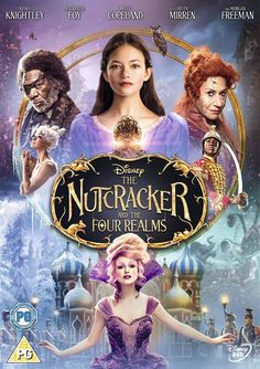 New DVDs for kids on release in March and April 2019. The Nutcracker, Mary Poppins Returns, Wreck-it Ralph and Fantastic Beasts 2 are the movies available on DVD, Blu-ray and to download this March and April.