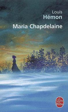 810. H489m1f4 1946  Maria Chapdelaine / Louis Hémon  Montréal : Fides, 1946