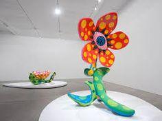 Bildergebnis für yayoi kusama flower