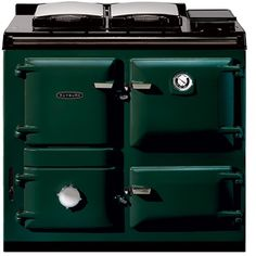 Forrest Green 300W range cooker from Rayburn | Housetohome.co.uk