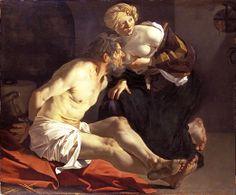 Peintures de Dirk Van BABUREN (1595-1624)