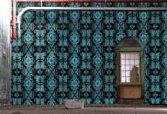 dominic crinson new wallpaper collection   Glottman Alive http://www.glottman.com/alive/dominic-crinson-new-wallpaper-collection/