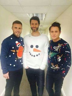 Christmas Take That