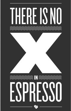 I am a barista. and I am a coffee snob.