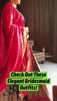 Bridesmaid Outfit, Henna Designs, Lehenga, Sari, Fashion Outfits, Elegant, Traditional, Henna Art Designs, Saree