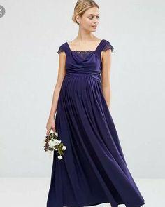 561d246d0d74c Asos Maternity Maxi Occasion Dress 12 Bridesmaid Wedding #fashion #clothing  #shoes #accessories